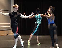 Dancers in MusiKinesis®